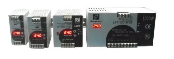 为何选用输出监控数字显示型导轨电源?